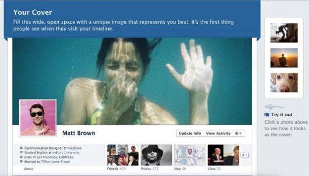 La timeline di Facebook sarà obbligatoria per i profili dal 17 marzo