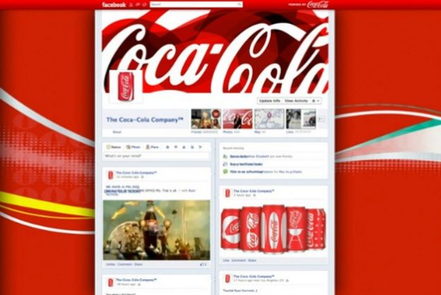 La timeline di Facebook presto anche per le pagine aziendali