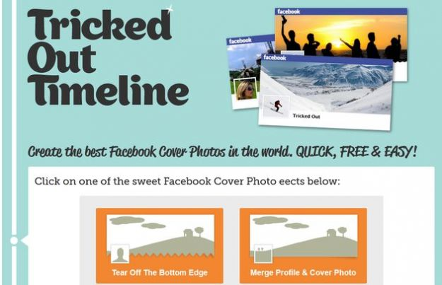 Personalizzare la timeline di Facebook con Tricked Out