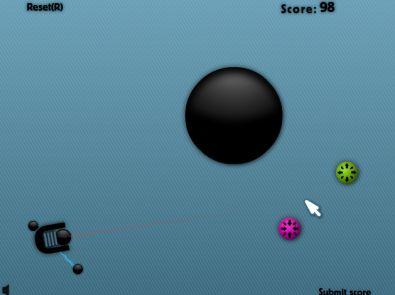 Triggerball – Un gioco di magneti e traiettorie
