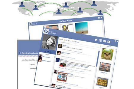 Trucchi per Facebook: accedere dal desktop con il client fbClient