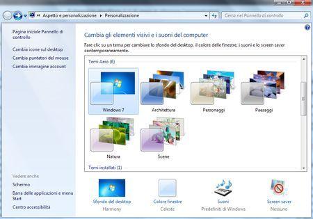 Trucchi per PC: cambiare automaticamente lo sfondo in Windows 7