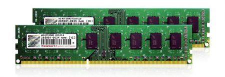 Transcend presenta nuove memorie DDR3