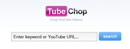 YouTube video: tagliare i contenuti con TubeChop