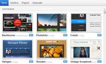 tumblr aprire blog