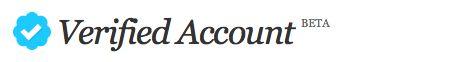 twitter account verificati
