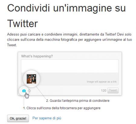 Il mondo dei Social Network da' il benvenuto all'uploader fotografico di Twitter