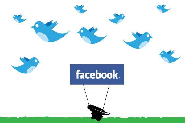 Twitter si avvia verso i 500 milioni di utenti, presto sorpasserà Facebook?