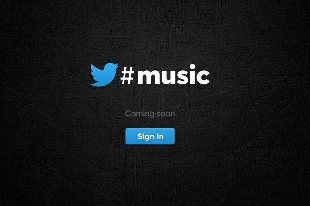 twitter music piattaforma musicale social