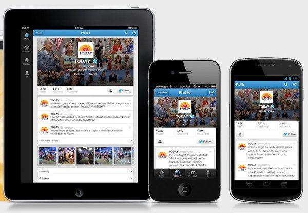 Twitter: i profili cambiano look, nuova grafica ispirata a Facebook