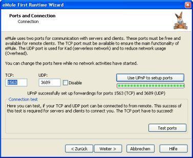 upnp file sharing