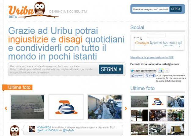 Uribu, arriva la nuova piattaforma social per denunciare soprusi