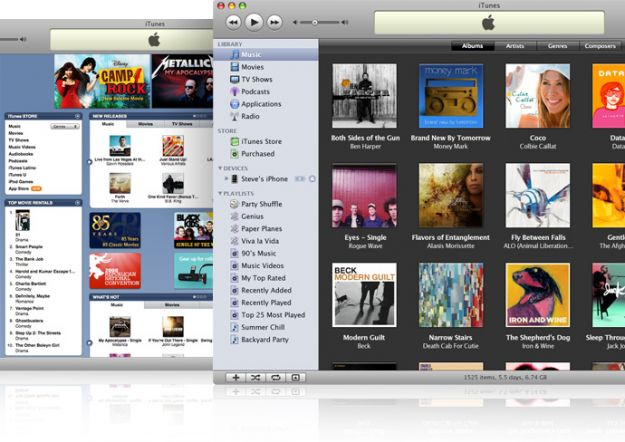 scaricare apple itunes