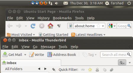 Utility Firefox: come minimizzare il browser nella system tray