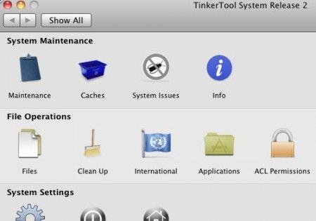 utility sistema mac