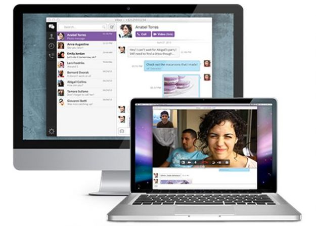 viber per pc e mac skype