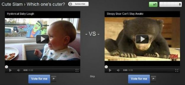 I video di YouTube a confronto: Google svela Slam