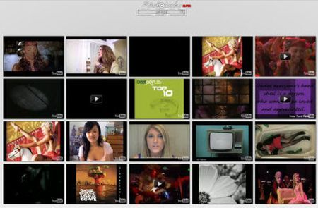 video youtube motore ricerca visuale