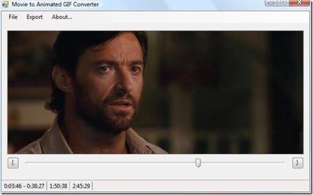 Come convertire video in GIF animate