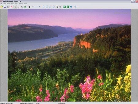 visualizzare gestire immagini altarsoft image viewer