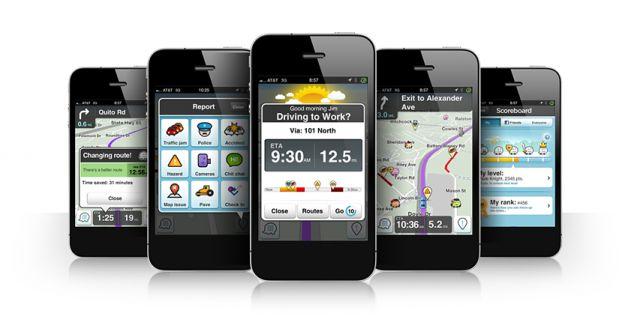 waze navigatore app