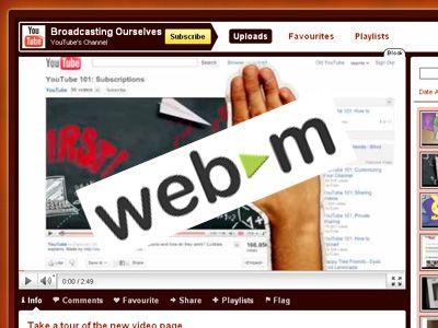 webm youtube