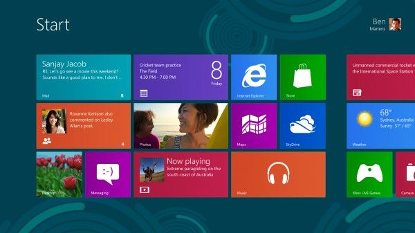 Windows 8 Relese Preview già disponibile per il Download
