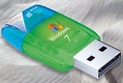 La guida per installare Windows 7 da chiavetta