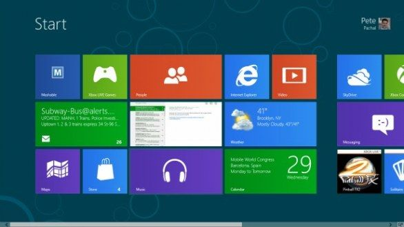 how to go back to windows 8