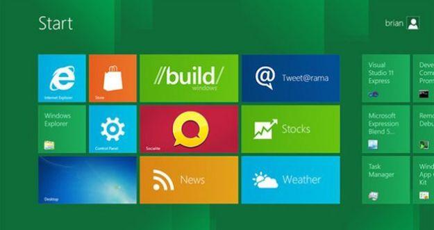 Windows 8 arriva in beta entro febbraio e domani sarà presentato un nuovo store