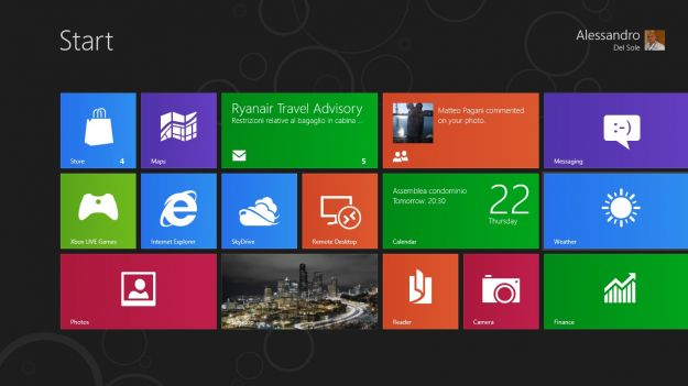 windows 8 browser