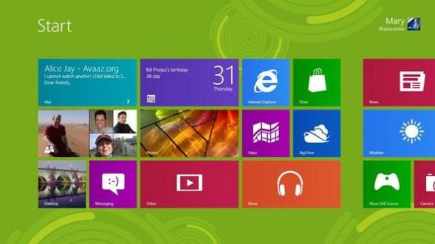 windows 8 data uscita