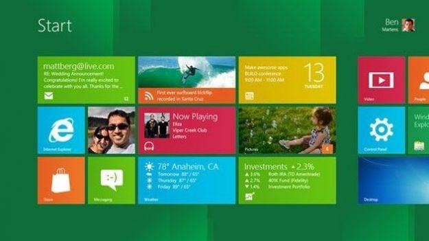 Windows 8: rivoluzione Metro, ma non troppo
