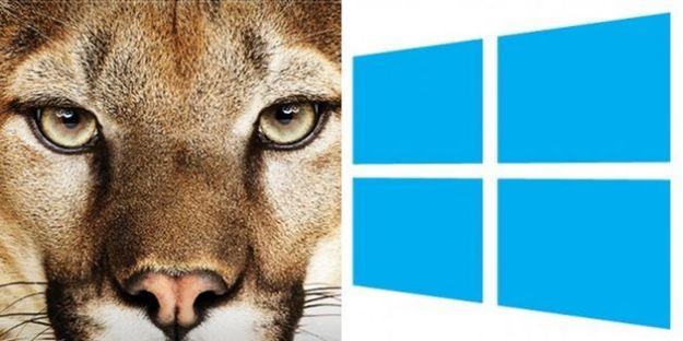 Windows 8 contro OS X Mountain Lion: qual è il sistema operativo migliore?