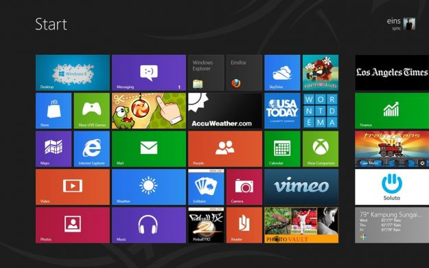 windows 8 pro update