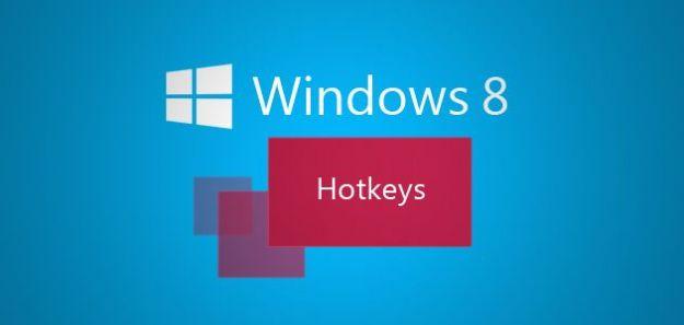 Windows 8: ecco tutte le scorciatoie da tastiera