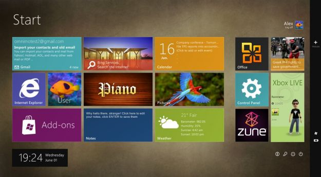Windows 8: aggiungere le Web apps alla Start Screen