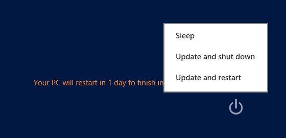 Gli aggiornamenti su Windows 8 saranno meno fastidiosi (speriamo)