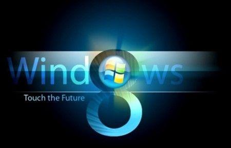 Windows 8 in arrivo ad inizio 2012