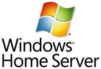 windows home server logo