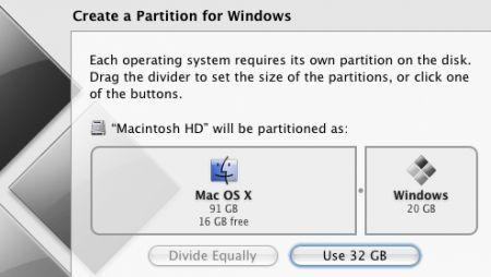 windows mac bootcamp