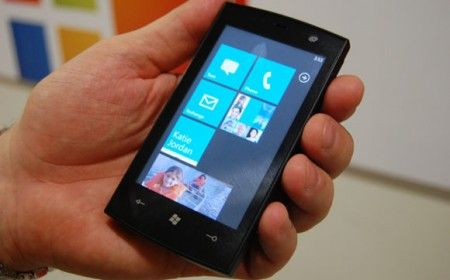 Windows Phone: negli USA venduti 40.000 esemplari