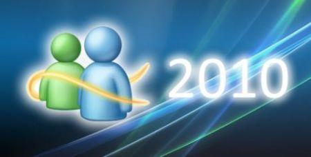 Windows Live Messenger 2010 in arrivo