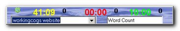 Interruptron screenshot