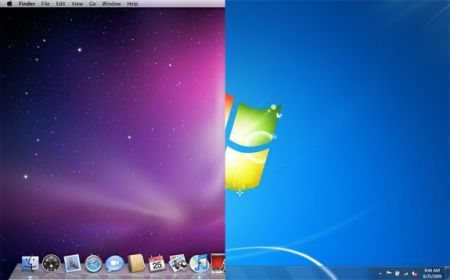 Windows 7 e Mac Os X