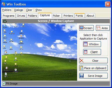 Windows: WinToolBox software multiuso