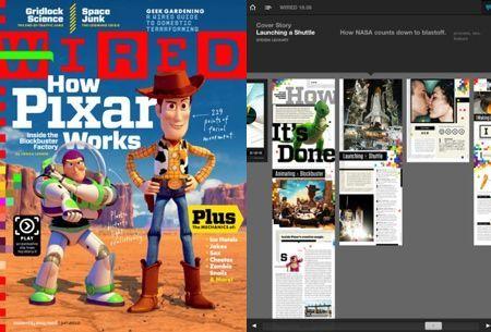 Wired arriva su iPad ed è un successo