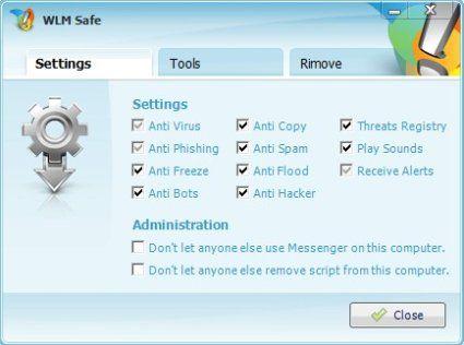 Windows Live Messenger Phishing
