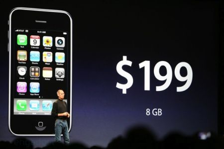 jobs e l'iphone da 199 dollari