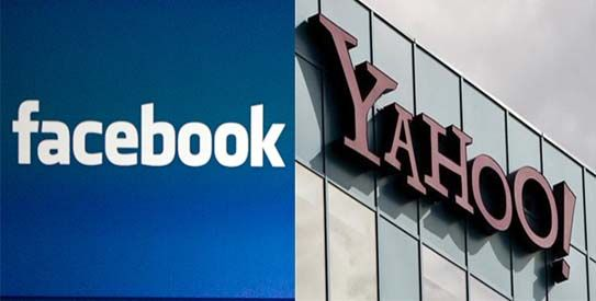 Yahoo VS Facebook: il social network